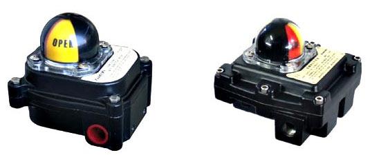 内部行程开关预先连接接线终端,8个接线端子,并可用于电磁阀的连接.