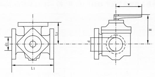气动快切阀的原理图_气动梭阀的工作原理图